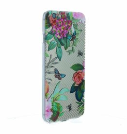 Accessorize Botanical Bloom - clear case (iPhone 6/7)