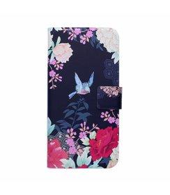 Oriental Bloom - book case (iPhone 6/7)
