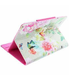 "Botanical Bloom - tablet case (7/8"")"