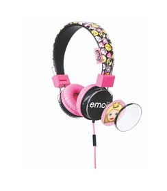 Flip & Switch kids headphone - Pink