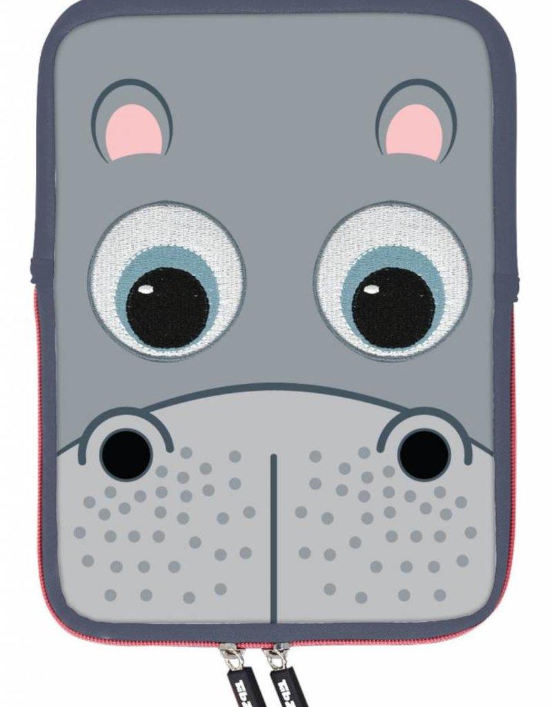 """TabZoo Nijlpaard tablethoesje (7/8"""")"""