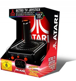 Atari Retro TV Joystick - Plug & Play (50 games)