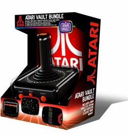 Atari Retro PC USB Joystick – Vault Bundle (100 games)