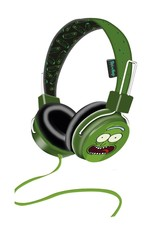 Rick and Morty Pickle Rick koptelefoon