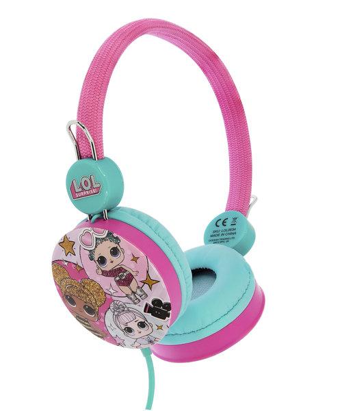 LOL Surprise Glitterati kids headphones (3-7y)