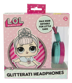 Glitterati kids headphones (3-7y)