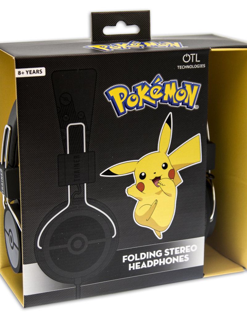 Pokémon Trainer Pokeball - folding koptelefoon (8j+)