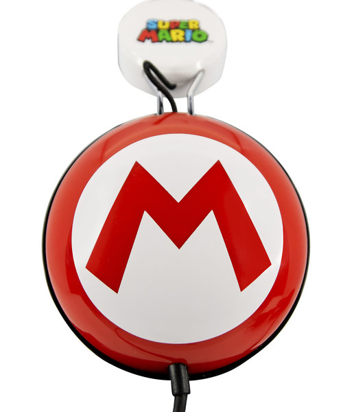 Super Mario Iconic M - dome headphone (8j+)