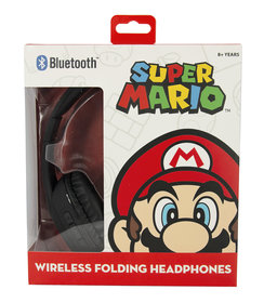 Super Mario Bluetooth headphone