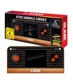 Retro Handheld Console (50 games)