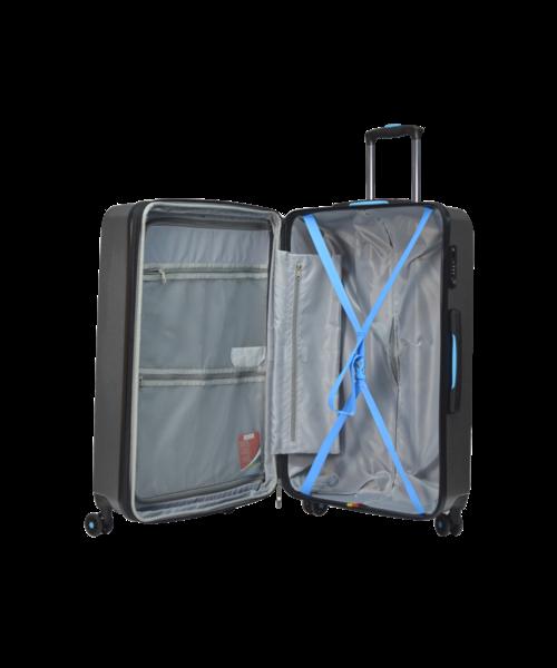 """Enduro 1+1 Suitcase set (28""""/20"""") - Titanium"""