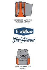 "TruBlue The Pioneer - Hudson (13""/12L)"