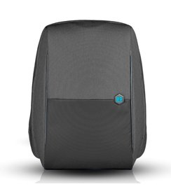 "anti-theft backpack- Dark Grey (17""/with rain cover)"