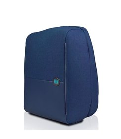 "anti-theft backpack - Navy Blue (15""/13,6L)"