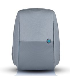 "anti-theft backpack - Light Grey (17""/16L)"
