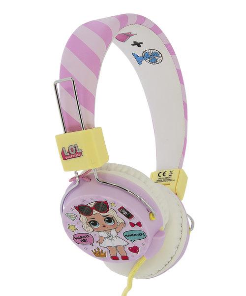 LOL Surprise Glam Club - folding headphones