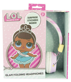 Glam Club - folding headphones