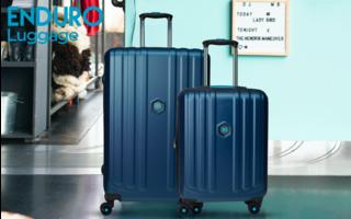 Enduro suitcase sets