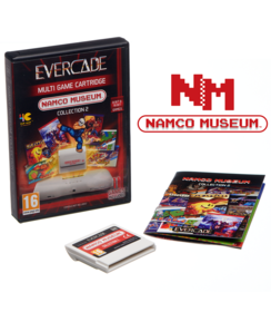 Namco Museum - Collection 2 Cartridge