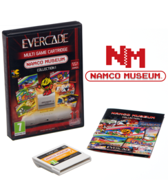 Namco Museum - Collection 1 Cartridge