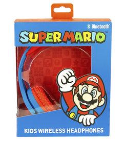 Mario Face - Junior Bluetooth koptelefoon