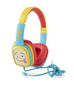 Flip & Switch - Junior headphone (Yellow)
