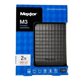 Maxtor Maxtor M3 Portable 2TB external HDD 2.5 inch