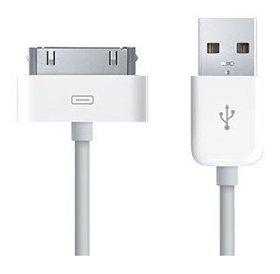 Samsung Samsung Galaxy tab 1 en 2 USB kabel 1 Meter Wit