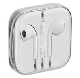 Overig Apple Earphone super bass oor speaker met aux aansluiting