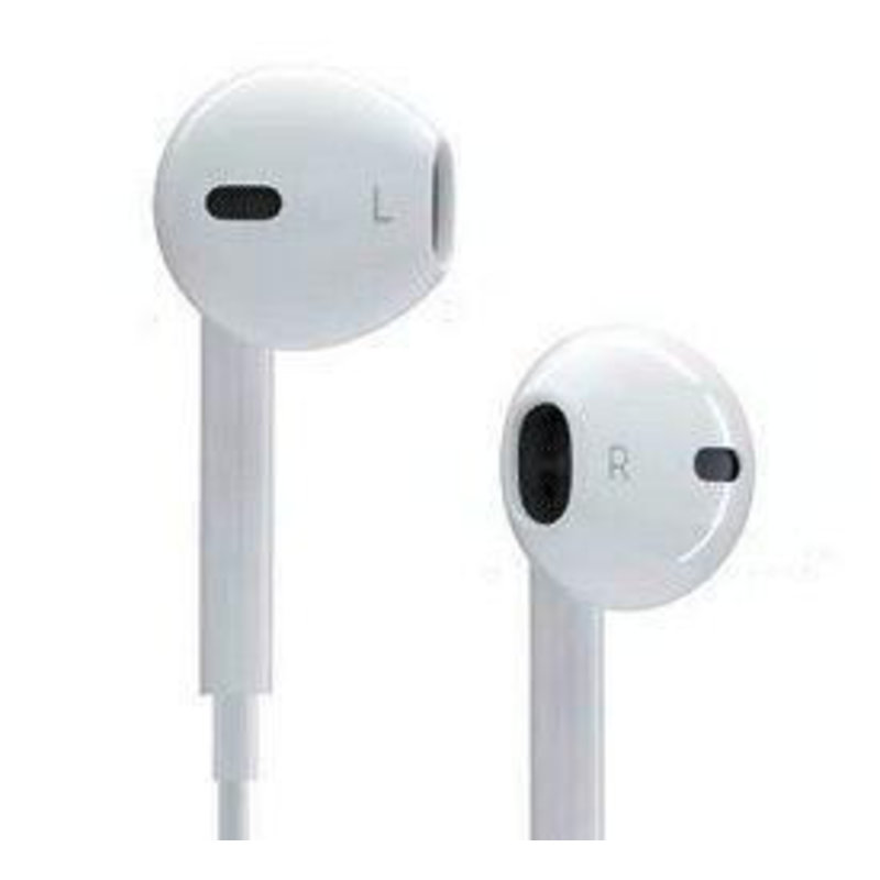 Overig Apple Earphone super bass oor speaker met aux aansluiting
