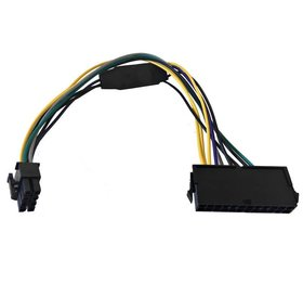 Overig 24 pin male naar 8 pin female voor onder andere Dell 20 pin to 8 pin