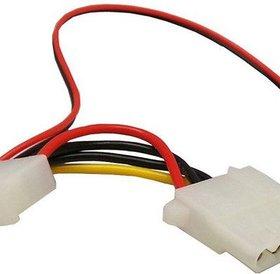 Overig Molex Male naar molex female met 2 pin fan aansluiting