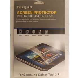 Targus Targus Screenprotector voor Samsung Galaxy Tab3 7 inch with bubble-free adhesive