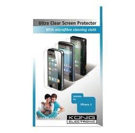 Konig König Electornic Screenprotector voor Iphone 4 en 4s