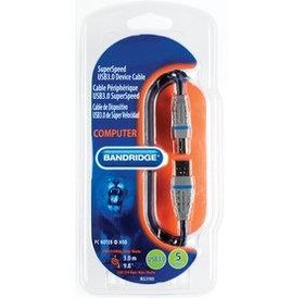 Bandridge Superspeed USB3.0 Device Kabel