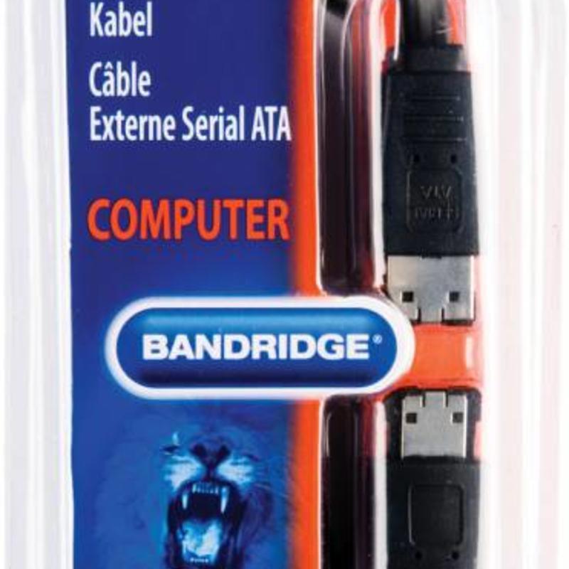 Bandridge External Serial ATA Kabel