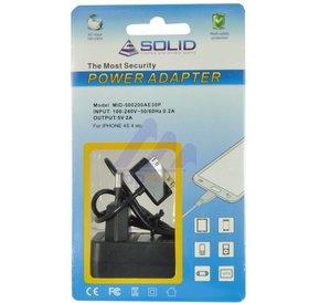 Solid Ipad lader voor Ipad 1 en 2 1 Ah 5 Volt