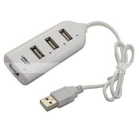 USB 2.0 hub wit
