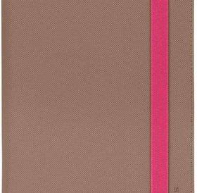 Targus Targus universal tablet folio stand 7-8 Inch Bruin Roze