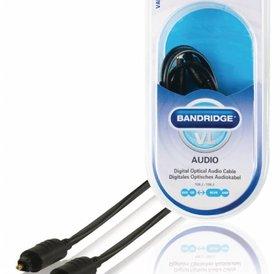 Bandridge Bandridge audio digital optical kabel 1 meter