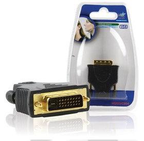 HQ HDMI (F) DVI (M) adapter