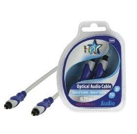 HQ HQ Optical Audio Toslink kabel 0,75 meter