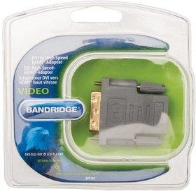 Bandridge DVI-D to HDMi converter | Dvi-D naar HDMI adapter
