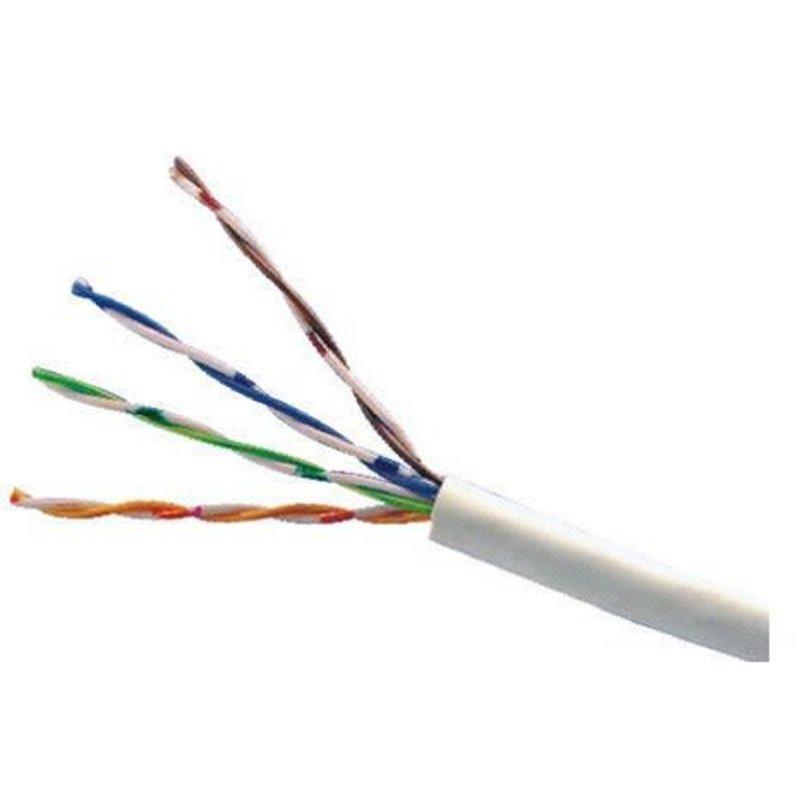Cableexpert UTP CAT5e Netwerk kabel doos 300 meter rol (soepel) prijs per meter