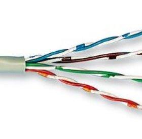 UTP CAT5e Netwerk kabel doos 300 meter rol (stug) prijs per meter
