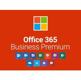 Microsoft Microsoft Office 365 Business 5 Apparaten en 1 Gebruiker per maand