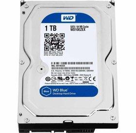 1 TB terrabyte Wester Digital Blue WD Blue 3.5 inch 7200 RPM Sata harde schijf HDD