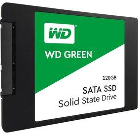 Western Digital Western Digital Green SSD 120 GB Sata  2.5 inch Fast 545MB/s read 465MB/s