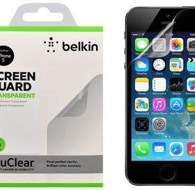 Belkin Belkin Iphone 5 5C 5S Screen protector Scherm folie Matt bescherming