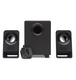 Logitech Z211 2:1 PC Speaker audio set.